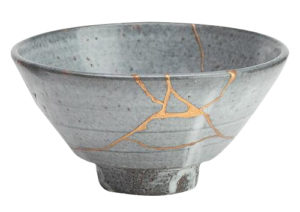 Kintsugi Example from Wikipedia
